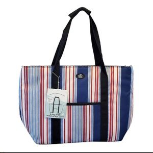 TCL COOL CARRY 2 SECTION INSULATED TOTE